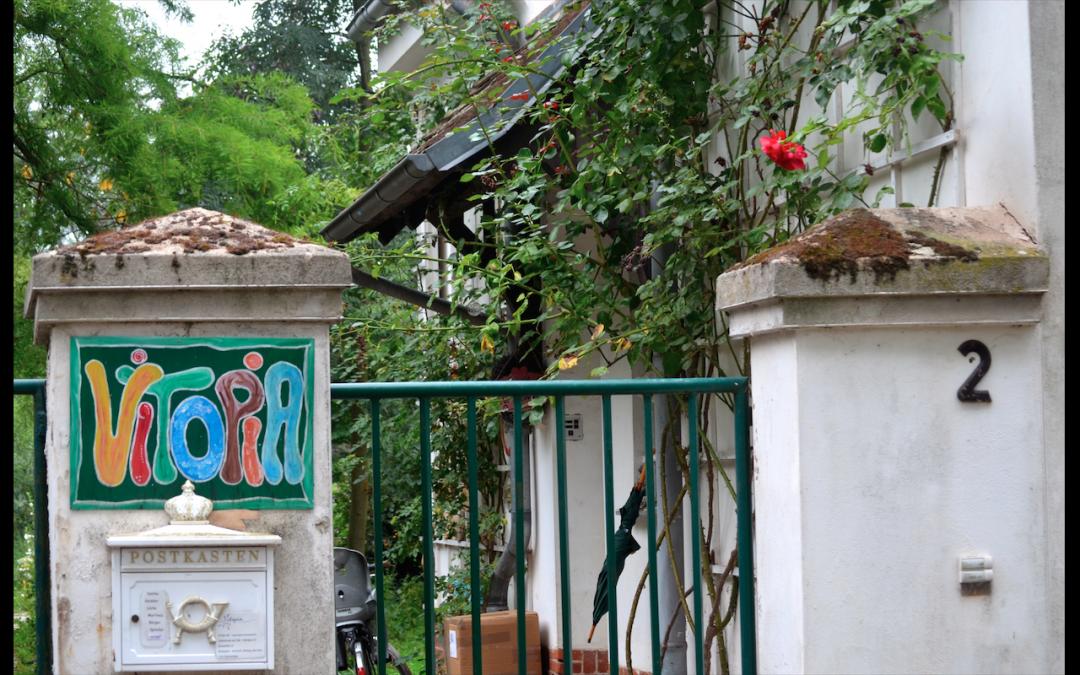 Vitopia Projekt Eingang