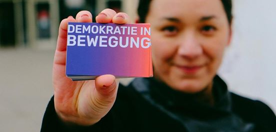 Demokratie Politik Bewegung Magdeburg