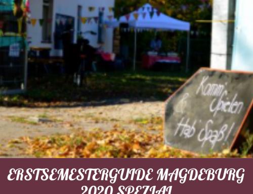 Erstsemester Guide Magdeburg –  2020 Spezial