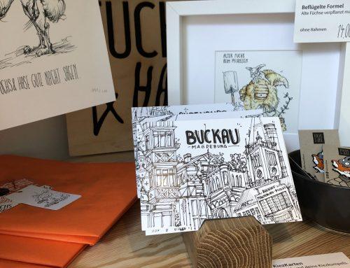 Buckau-Laden macht Stadtteil stark für kommende Projekte