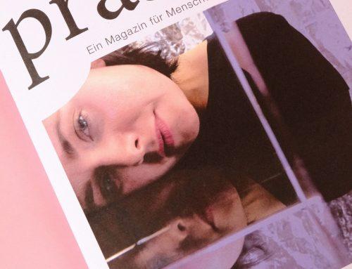 präsent Magazin: Ein Magazin lädt zum Nachdenken ein