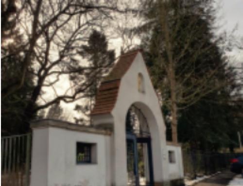 Von Menschen und Friedhöfen – von Elisa Raßmus