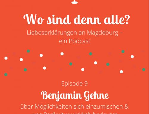 Episode 9: Benjamin Gehne von Gemeinsam Handeln